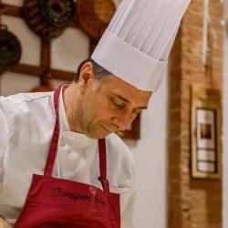 Chef Giuseppe Chiarelli